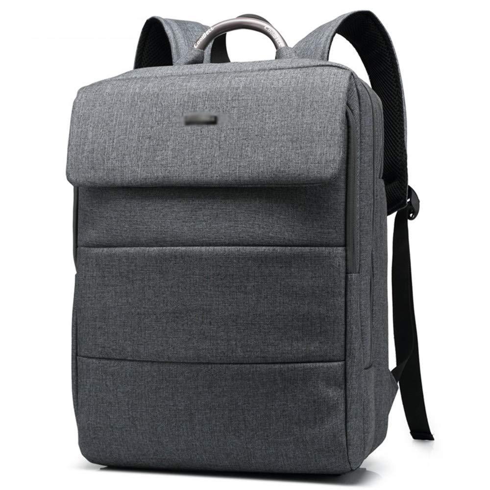 DESESHENME USB Unisex Design Rucksack Buch Taschen für Schulrucksack Casual Rucksack Daypack Oxford Leinwand Laptop Mode Mann