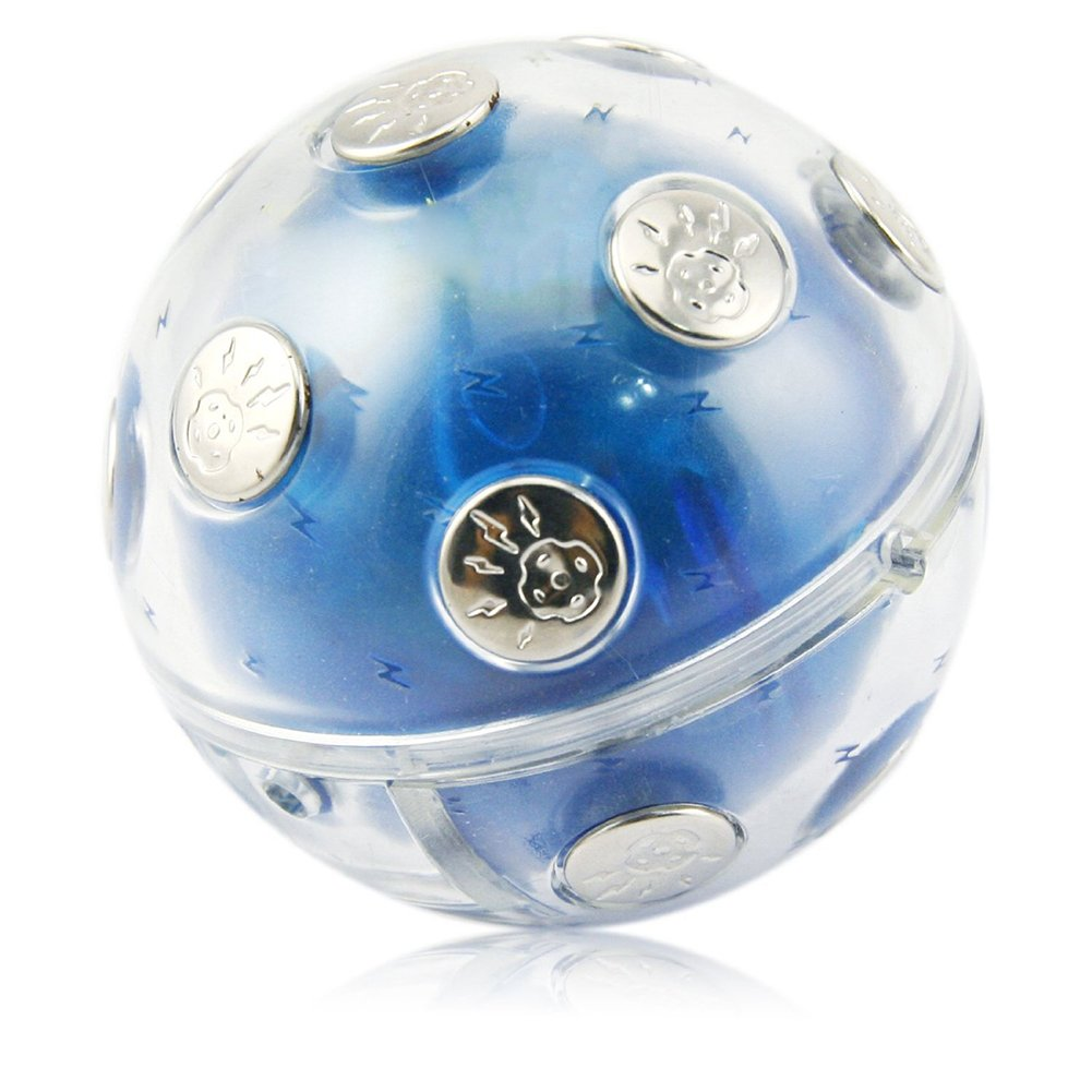 Blackzone Electric Shock Shocking Ball Game Hot Potato Novelty Gift Have Fun for Party