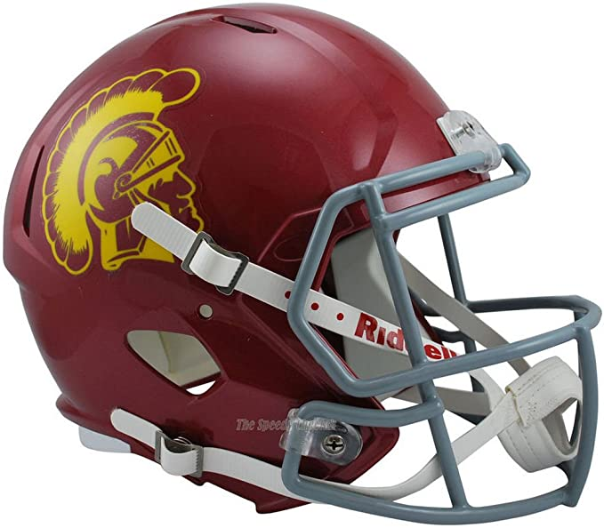 USC Trojans Officially Licensed NCAA Bicycle Helmet Limited Edition