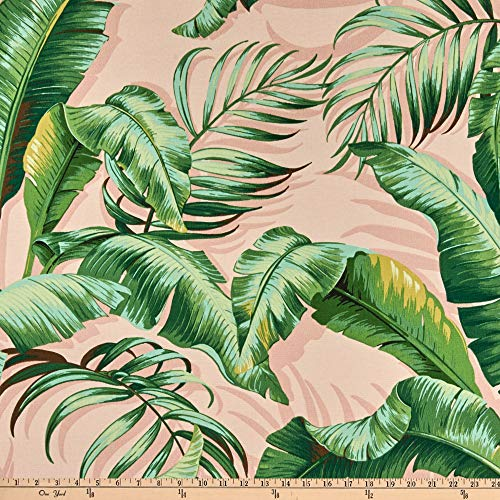 Tommy Bahama Indoor/Outdoor Palmiers Blush