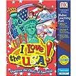 I Love The USA PC/ MAC Software
