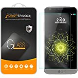 Supershieldz for LG G5 Tempered Glass Screen Protector, Anti-Scratch, Anti-Fingerprint, Bubble Free, Lifetime Replacement Warranty