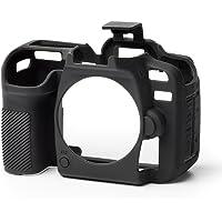 EasyCover Silicone Protective Camera Case Cover for Nikon D7500 (Black)