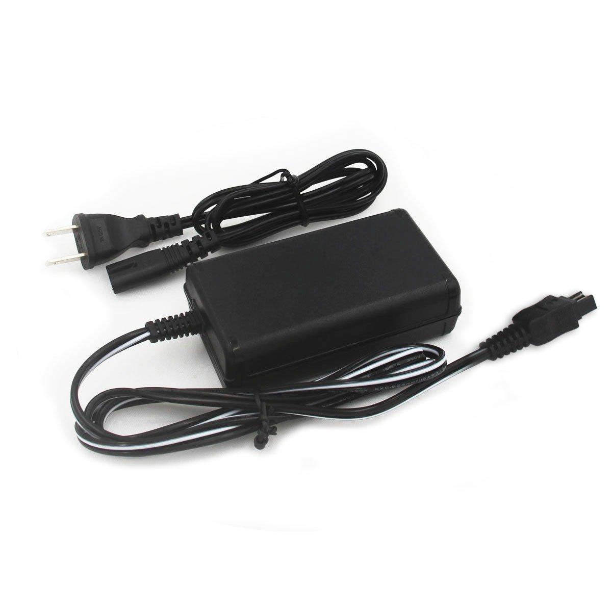 DCR-TRV120 DCR-TRV150 Handycam Camcorder DCR-TRV110 DCR-TRV130 DCR-TRV140 AC Power Adaptor Charger Compatible SONY DCR-TRV103