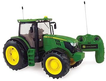 c7cd25f995c John Deere Preschool Radio Controlled RC Tractor Range - Suitable From 3  Years