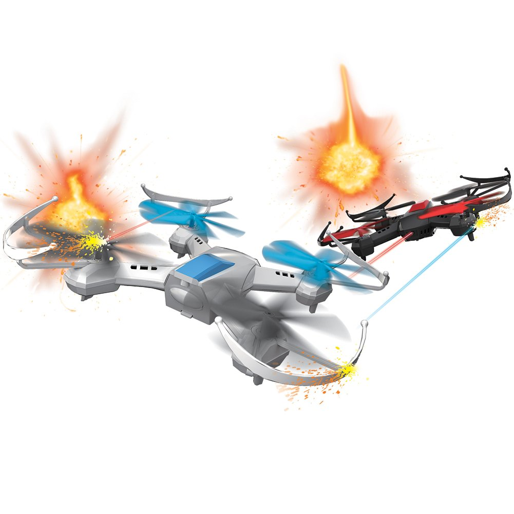 Amazon.com: WebRC XDrone Warriors: Toys & Games