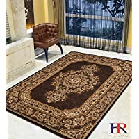 Handcraft Rugs – Persian Oriental Traditional Style Kashan Pattern Living room area rugs Modern Contemporary (Approximately 8 by 10)
