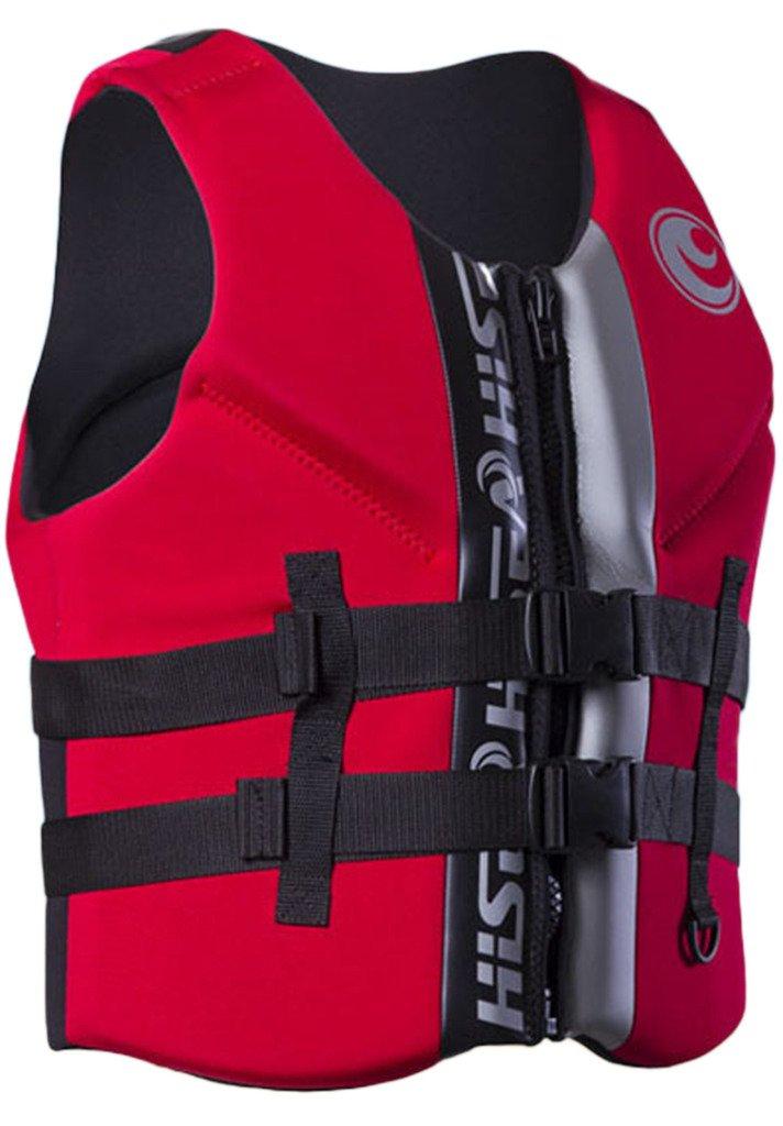【正規通販】 akaeys大人用ネオプレンライフジャケットExtra Large Swim Swim Vestボートカヤック用ライフベスト 4L Large B072JRJK3B レッド B072JRJK3B, 【おトク】:bb92e6fa --- a0267596.xsph.ru
