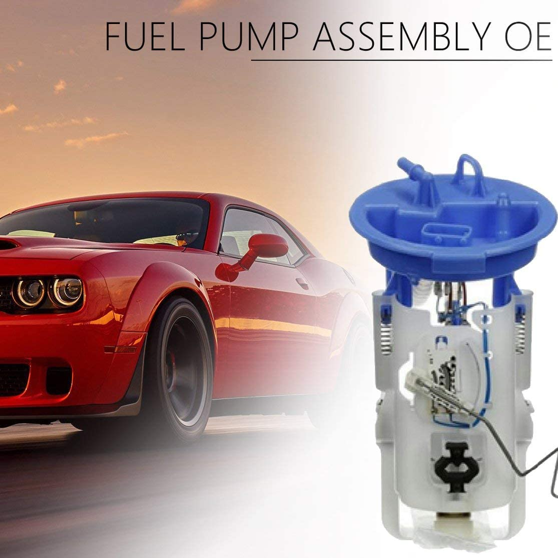 Candybarbar Fuel Pump High Performance Automatic Replacement Parts Durable Fuel Supply System Accessories 16142229684//Fg1659