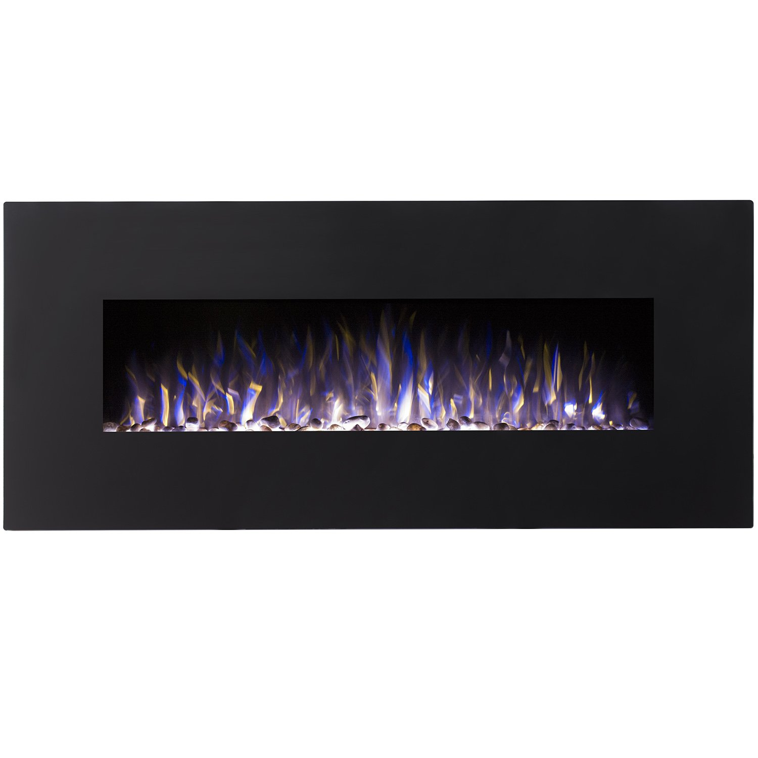 amazon com regal flame rigel black 50 pebble ventless heater