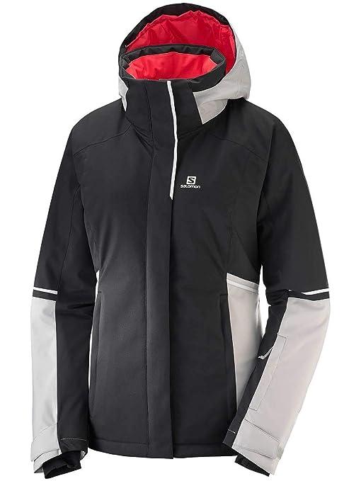 SALOMON Damen Snowboard Jacke Stormseason Jacket: