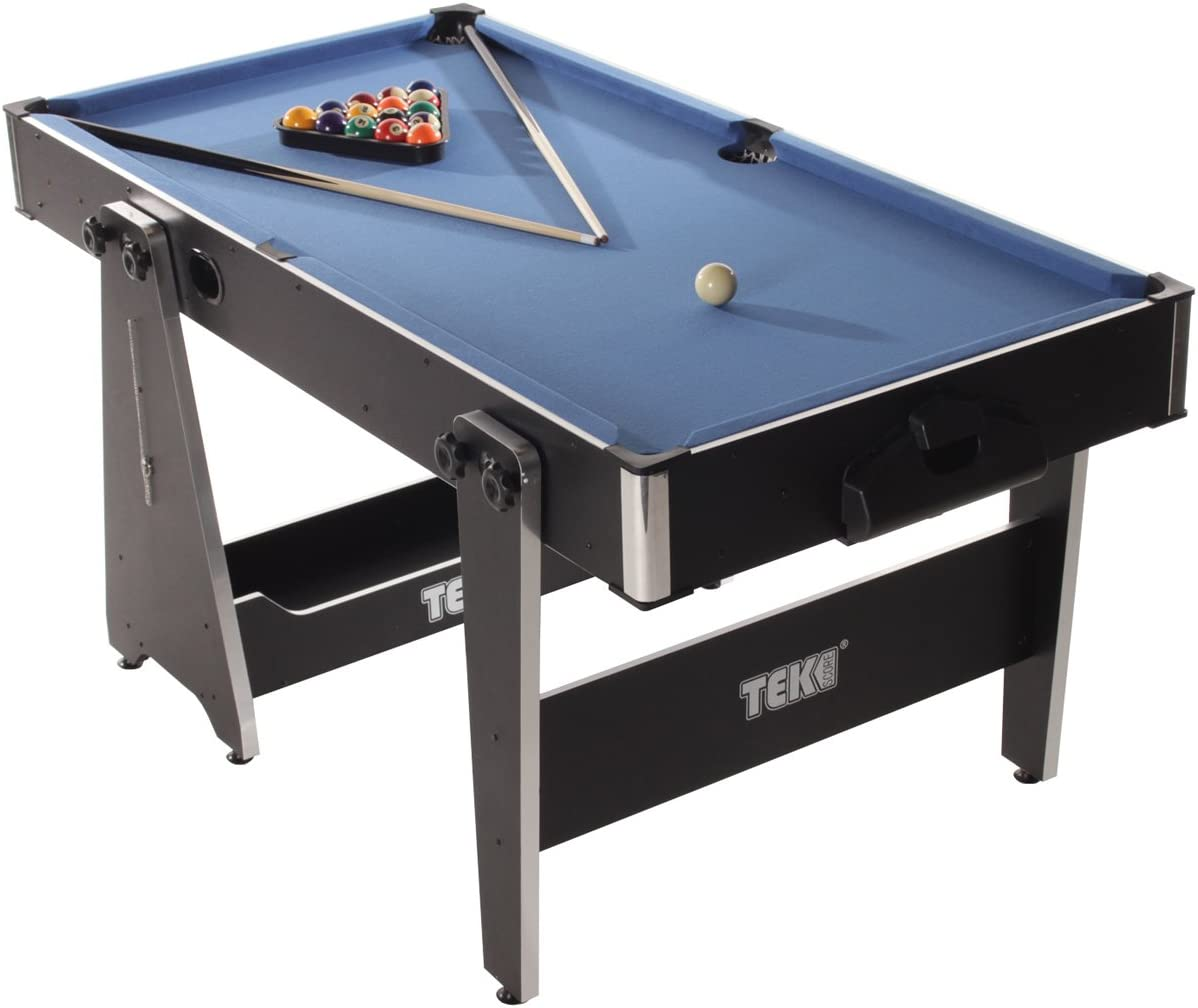 - Tekscore 5-foot Folding Leg Multi Games Table: Amazon.co.uk: Toys