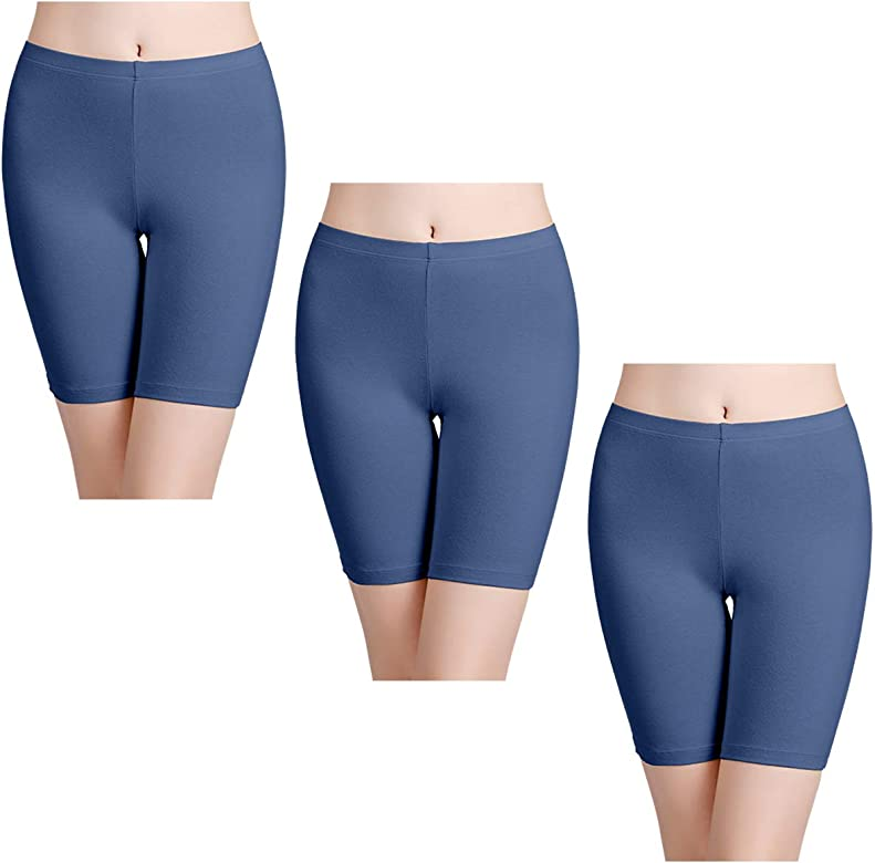 Damen Unterhose Boxershorts Transparent Slip Briefs Unterwäsche Pantys Shorts