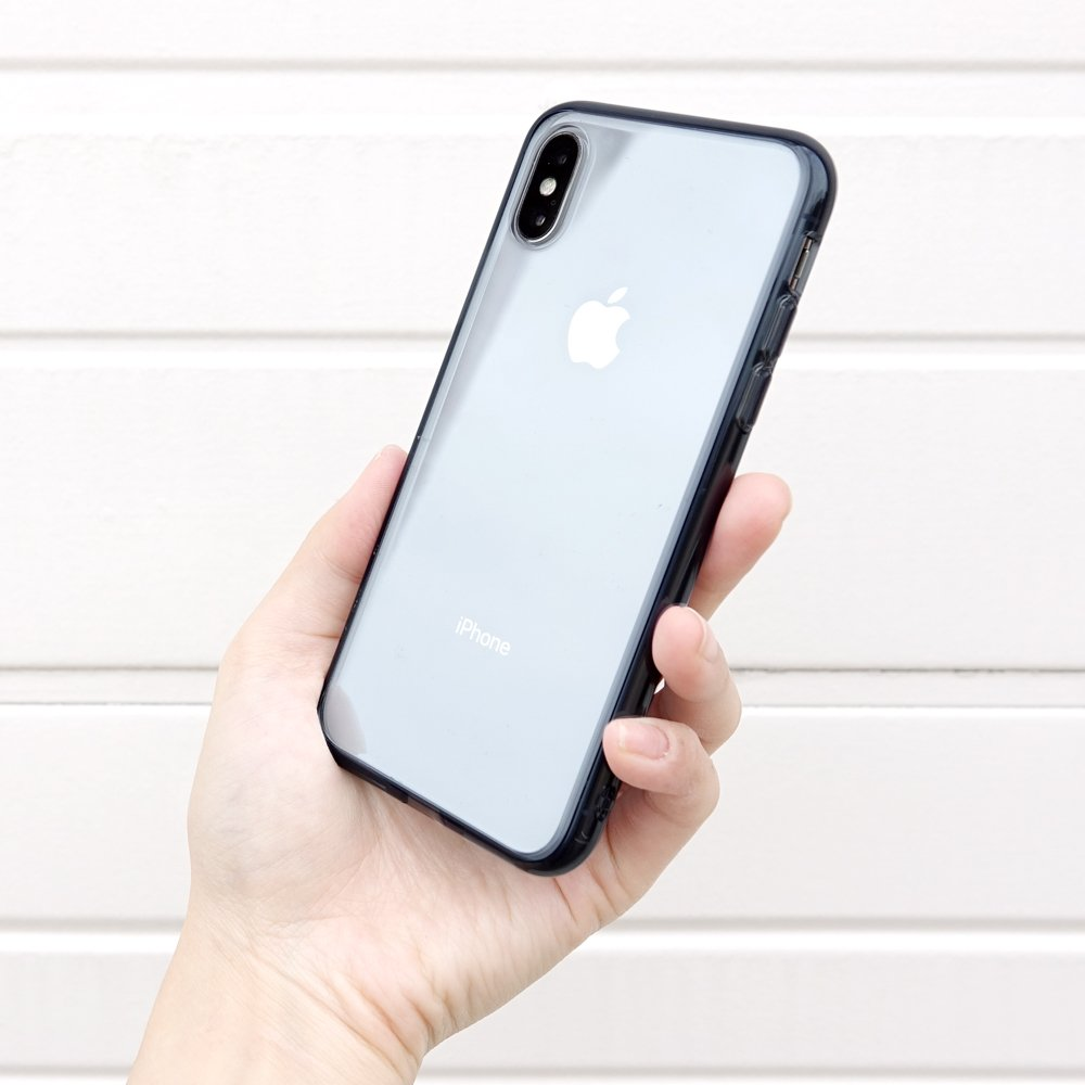 Iphone X Case Ringke Fusion Crystal Clear Transparent Pc Back Tpu Rearth 7 Air Smoke Black Bumper Drop Protection Shock Absorption Technology Scratch Resistant Natural Shape Cover For Apple Iphonex Electronics