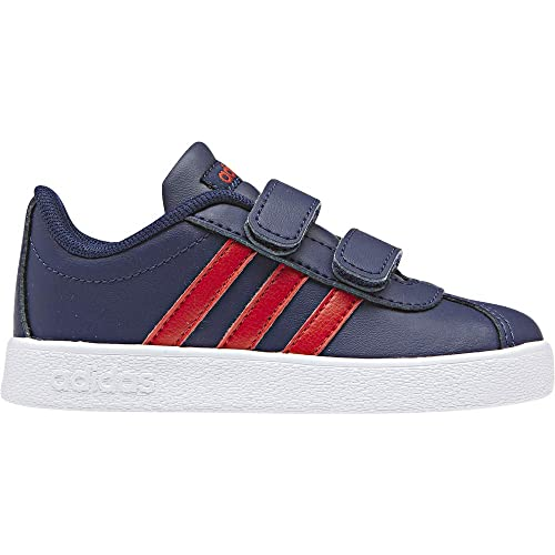 size 40 0bfbd 8782a adidas VL Court 2.0 CMF I, Zapatillas de Estar por casa Unisex bebé  Amazon.es Zapatos y complementos