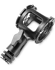 SMALLRIG Soporte para Microfono con Adaptador Zapata, Microphone Shock Mount para Camera - 1859