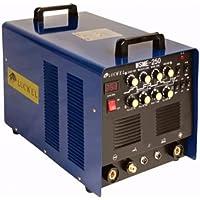 Máquina de Solda Tig AC/DC WSME 250A 220V Para Alumínio