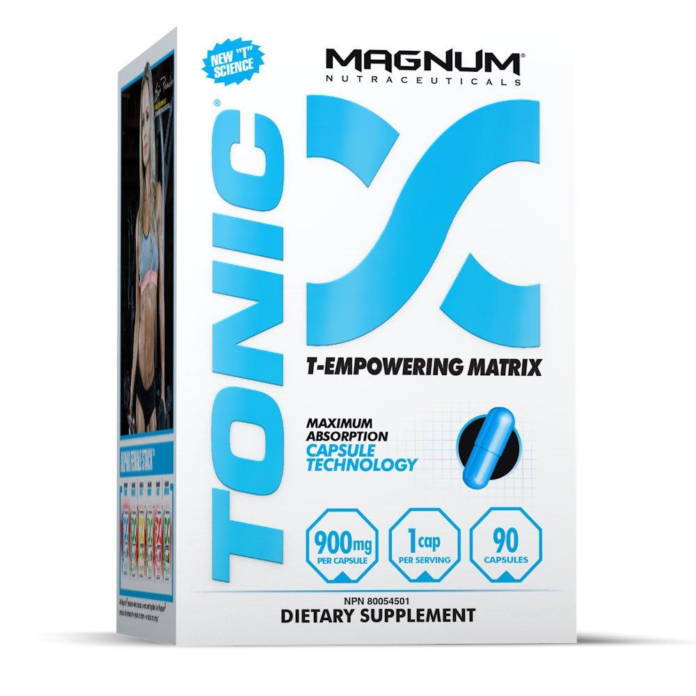 Amazon.com: Magnum Nutraceuticals Tonic Supplement, 90 Count: Health ...