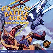 G-8 and His Battle Aces #58: Fangs of the Serpent   Robert J. Hogan