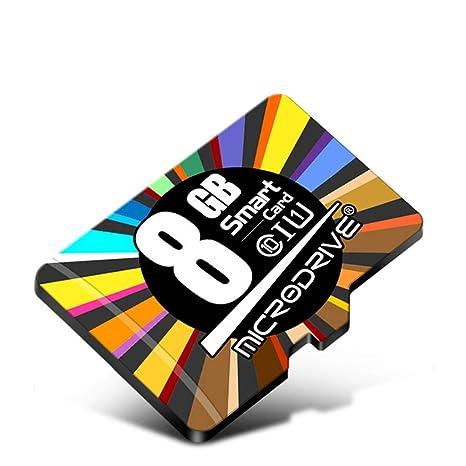 JTMML Tarjeta Micro SD 8GB 16GB 32GB SDHC Tarjeta De Memoria ...