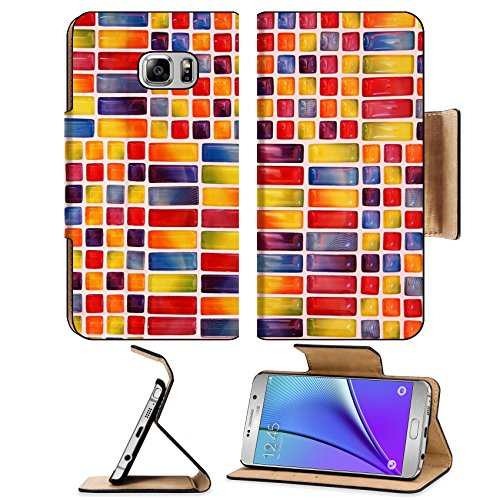 luxlady-premium-samsung-galaxy-note-5-flip-pu-leather-wallet-case-note5-image-id-24481265-colorful-g