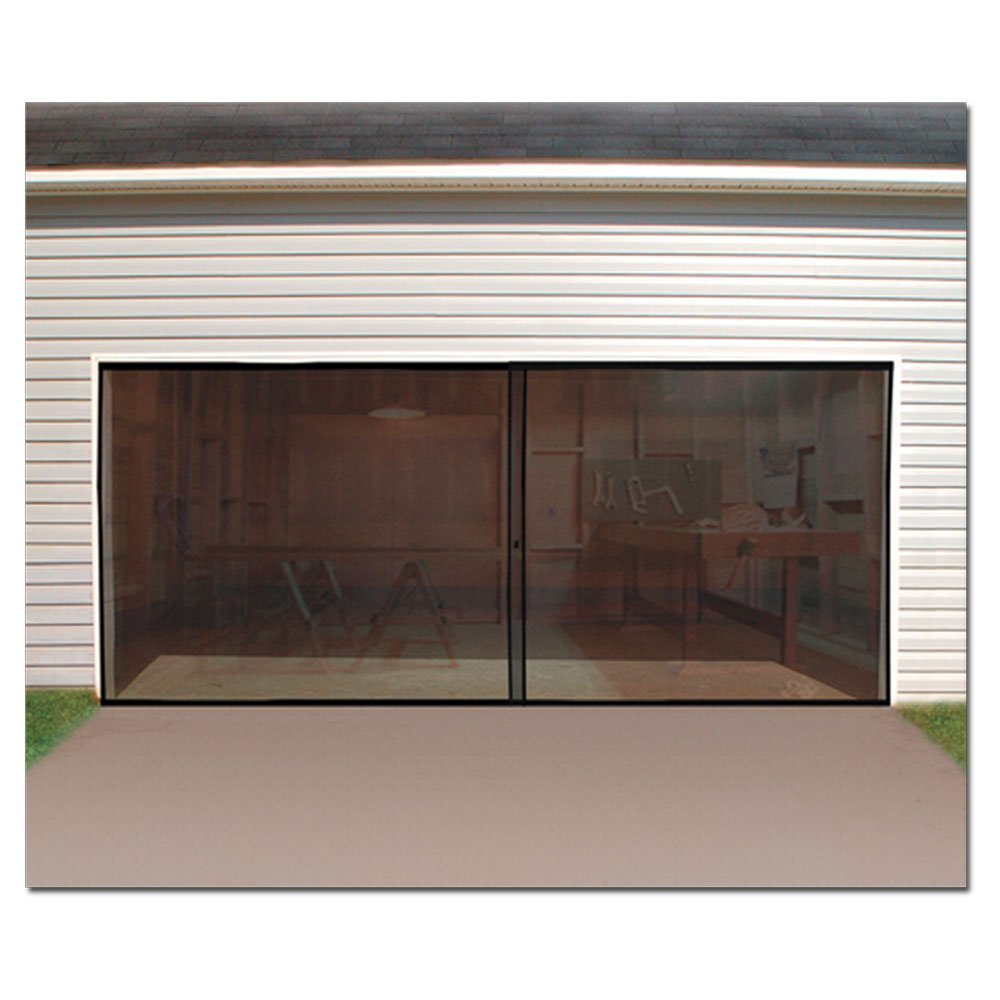 Jobar's 82-4869 2 Car Garage Screen Enclosure Door