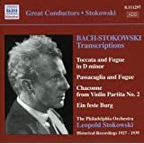 Transcriptions (Stokowski, Philadelphia Orchestra)