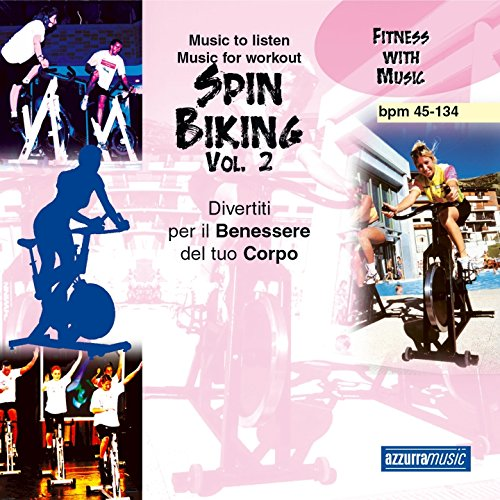 Spin Biking, Vol. 2