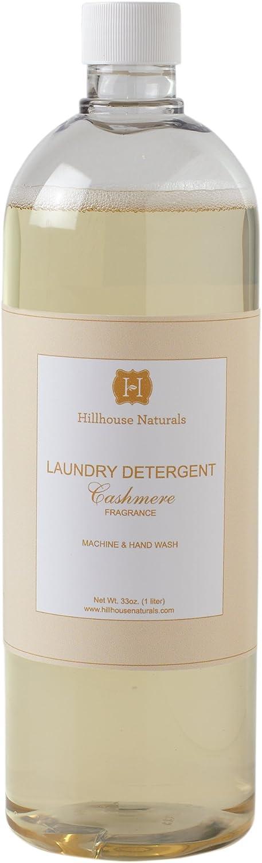Hillhouse Naturals Cashmere Laundry Detergent 33 Oz.