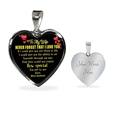 Amazoncom Az Gifts Personalized Custom Engraving Best Wife