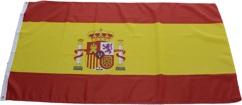Wagner Automaten - Bandera de España, 150 x 90 cm: Amazon.es: Electrónica