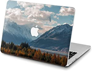 Lex Altern Hard Case for Apple MacBook Pro 15 Air 13 inch Mac Retina 12 11 2020 2019 2018 2017 2016 Designed Protective Laptop Cover Print Rock Pattern Nature Plastic Beautiful Desert Mountains