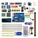 RoboGets The Most Complete Arduino UNO R3 Starter