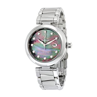 Image Unavailable. Image not available for. Color  Omega De Ville Ladymatic  Automatic Diamond Ladies Watch 42530342057004 b247c28b2