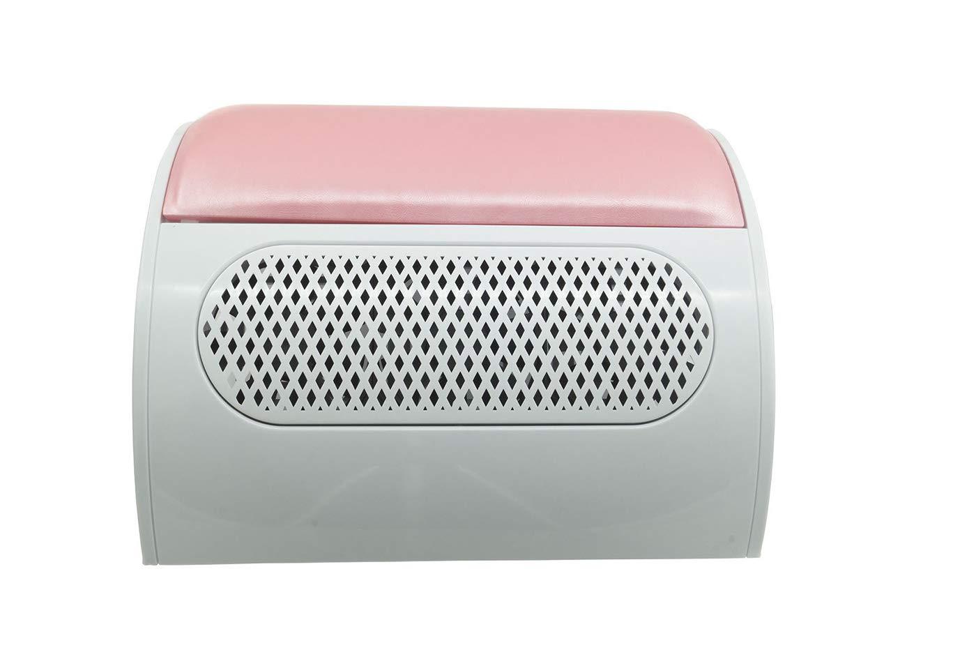aspiradora de polvo de manicura
