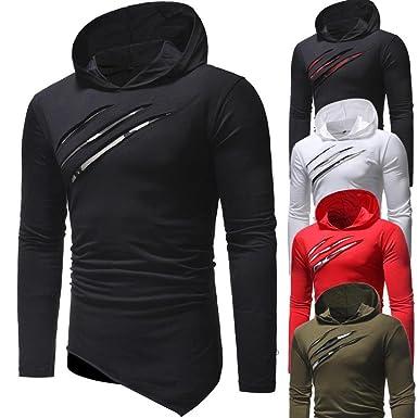 Sudaderas Hombre con Capucha, Camisetas Hombre, Blusa Camisa de ...