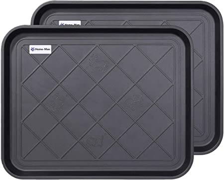 Outdoor Ground Mat /& Carry Bag MultiPurpose Black Waterproof Car Boot Liner Mat