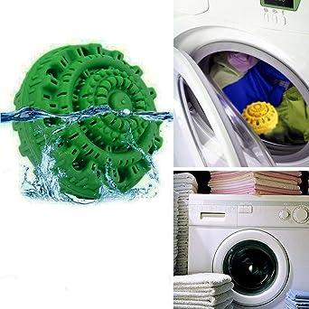 Magic Laundry Ball - Bola de limpieza para lavadora, no usar ...