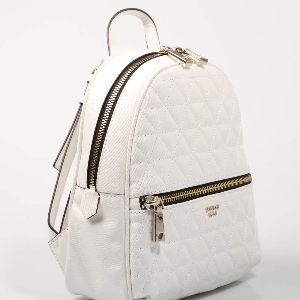 White 81320 Hwsg71 Blanca Backpack Mochila MujerTabbi Guess Para FKTl31Jc