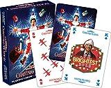Aquarius Christmas Vacation Playing Cards