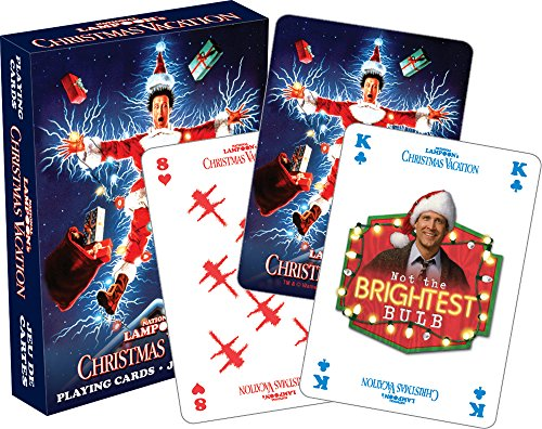 Christmas Vacation Playing (Christmas Playing Cards)