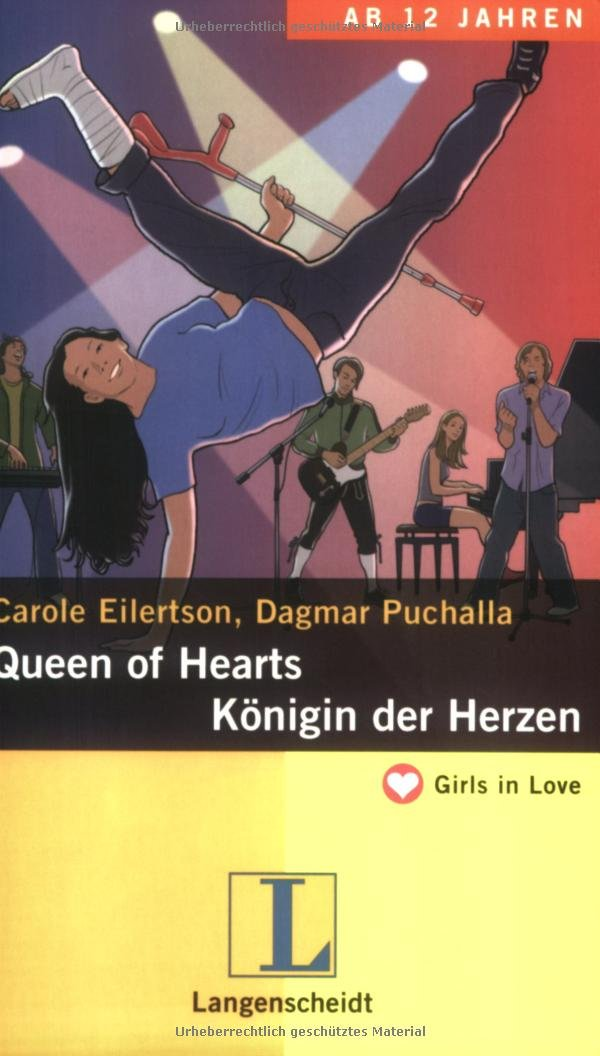 Queen of Hearts - Königin der Herzen (Girls in Love)