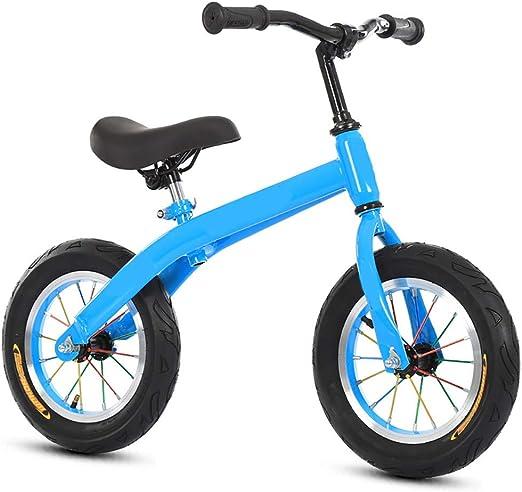 WHTBOX Bicicleta de Equilibrio para Bebé Sin Pedal,Bicicleta de ...