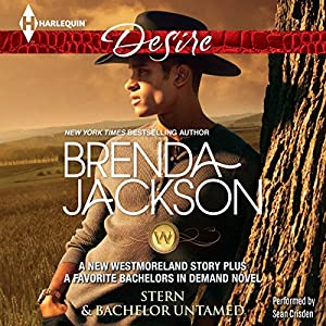 Stern & Bachelor Untamed Audiobook