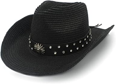 Classic Fashion Western Cowboy Hat Cowgirl Sombrero Caps for Man Funny Party Cap
