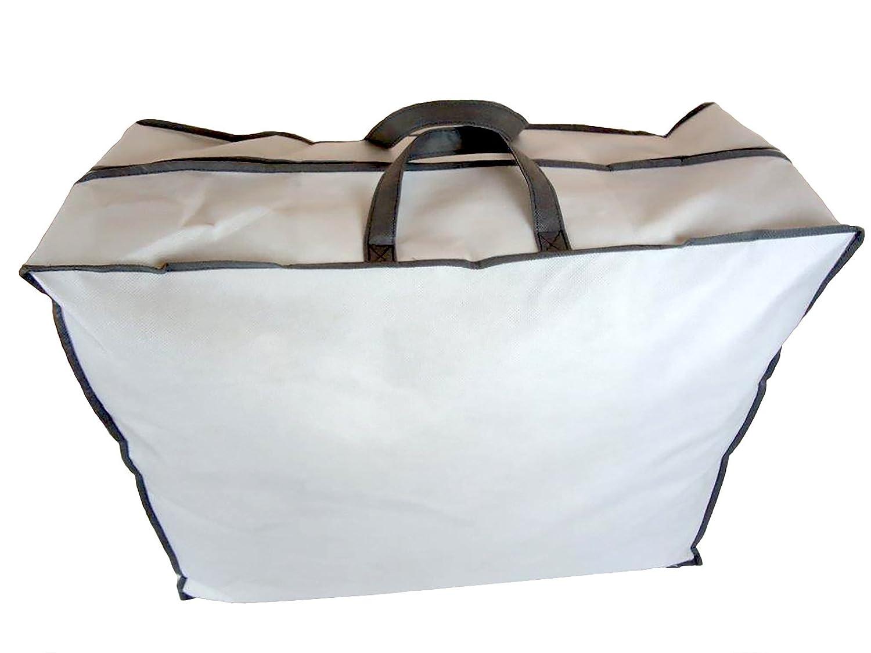 Matratzenbezug.de - Bolsa para guardar ropa de cama (con asas): Amazon.es: Hogar