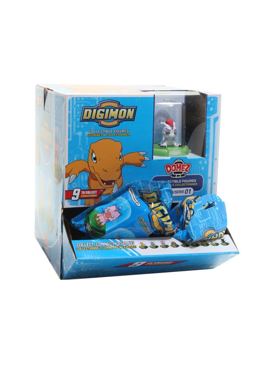 Hot Topic Digimon Series 1 Domez Blind Bag Figure