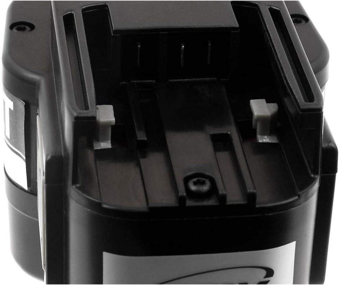 12V NiMH Bater/ía para Milwaukee Taladro PCS 12V Power Plus 3000mAh