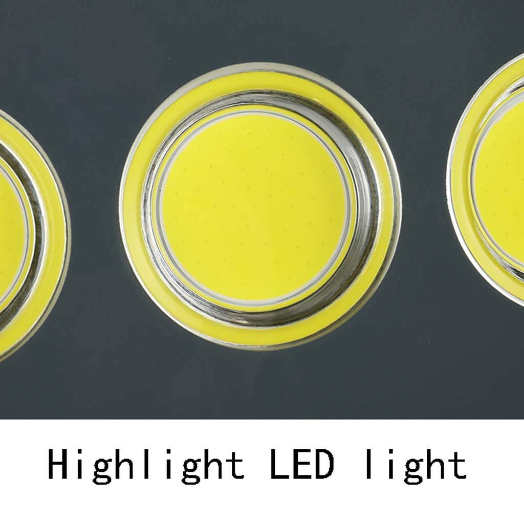 CLOUD LED-Flutlicht-Scheinwerfer, LED-Flutlicht-Scheinwerfer, LED-Flutlicht-Scheinwerfer, der wasserdichtes Gartenlicht im Freien beleuchtet, Scheinwerfer-Blendung super helles Werbungs-Licht (größe   100W) B07MY2VCGB | Qualität zuerst  d24c3d