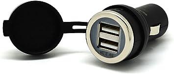 Cliff Top 3 3 Amp Ultra Fast Usb Auto Ladegerät Für Elektronik